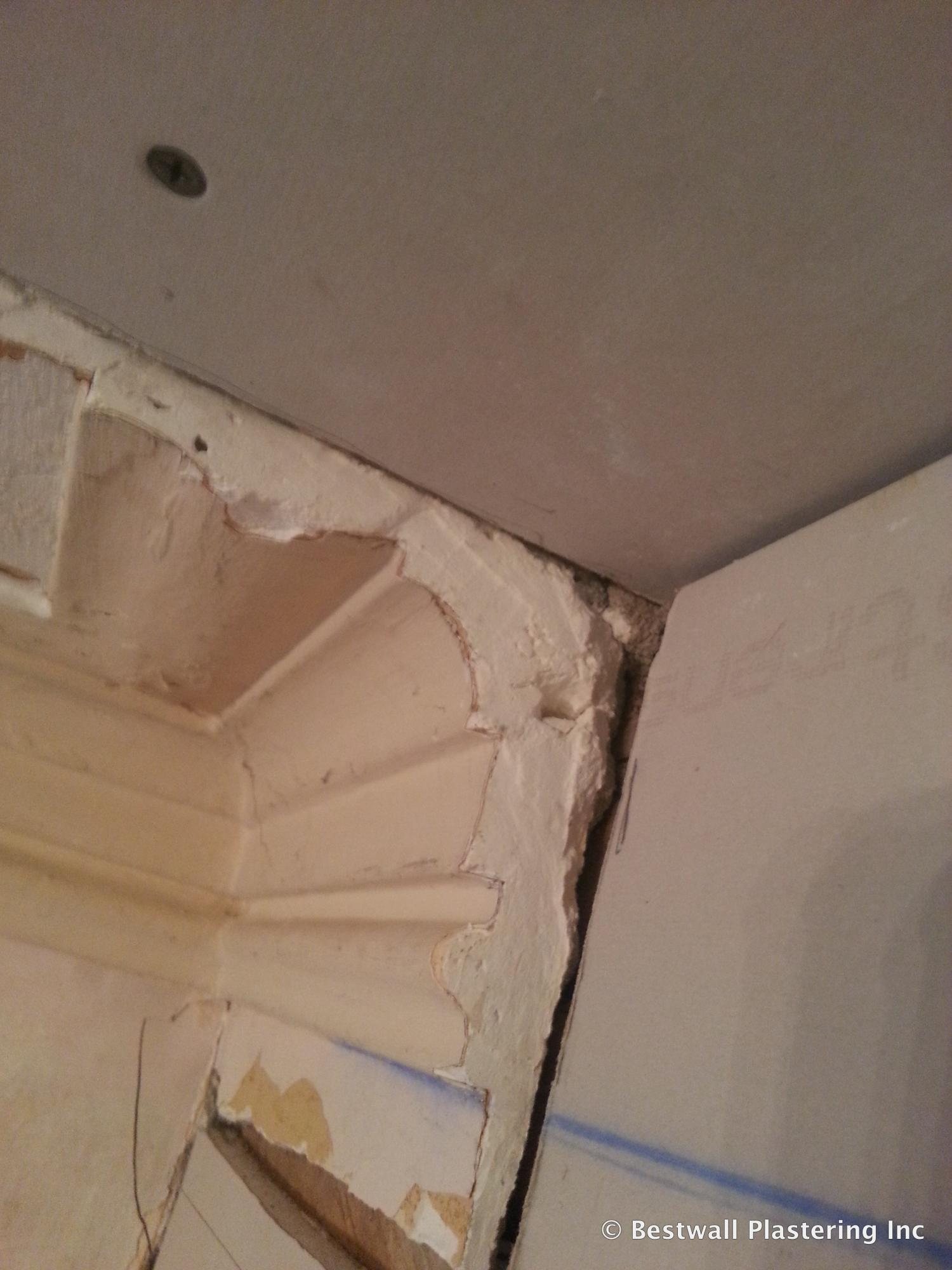 easy repair and plaster exact fullsizerender our wall ceiling extract step
